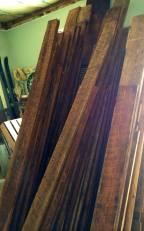 brown board