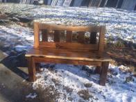 olive bench 2